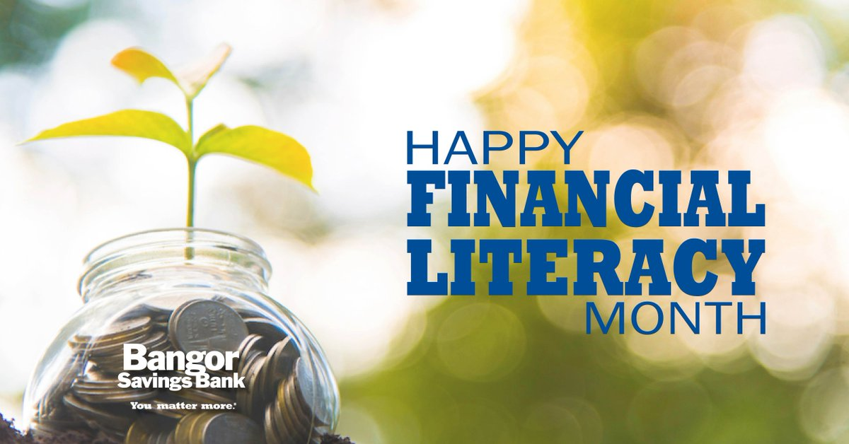 happy financial literacy month - 1200×628