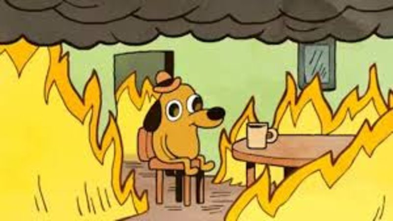 Me: I think it would be funny to pretend to cancel puzzles pod as a joke because today is April 1st, April fools da-  *sirens*  *united states government collapses*  *outbreak of mass murder*  *purge commences*  Me: