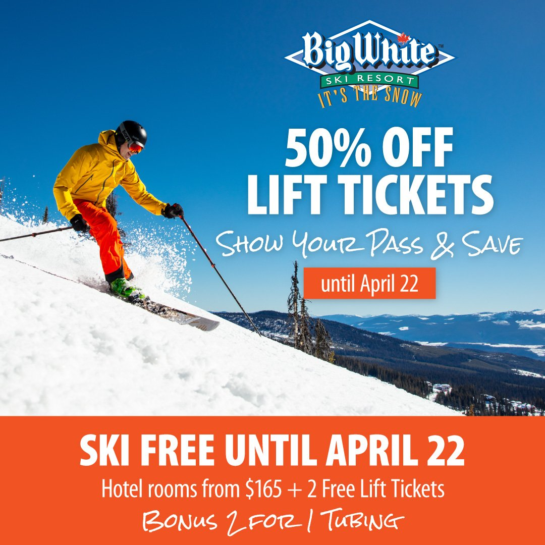 Big White Ski Resort on Twitter: