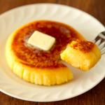 たまご蒸しパンで作る簡単で絶品のフレンチトースト!