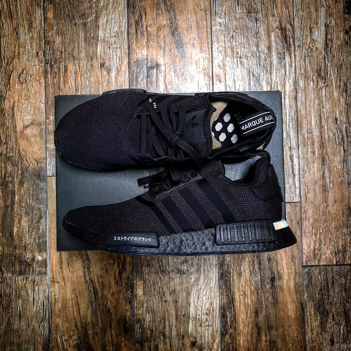 Wolfpack Sneakers On Twitter Adidas Nmd R1 Japan Black 2019 Sz10 Ds Link In Bio Wolfpacksnkrs Dm Questions Offers Https T Co Yaot4jyata Adidas Nmd Nmdr1
