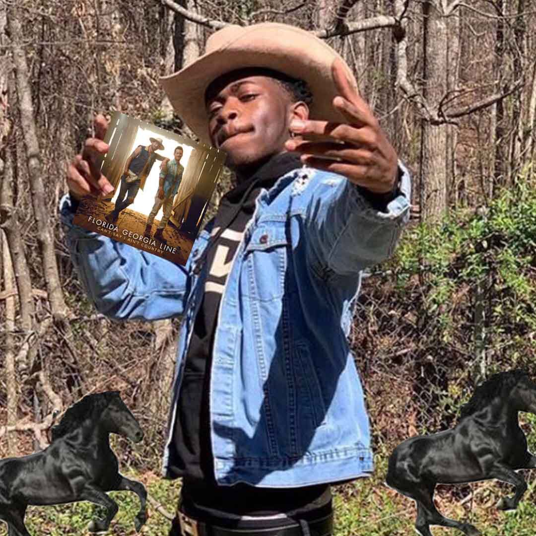 Lil Nas' song was removed from Billboard for not being