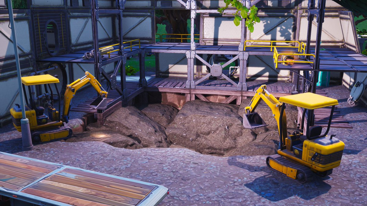 fortnite news fnbr news - excavation site fortnite