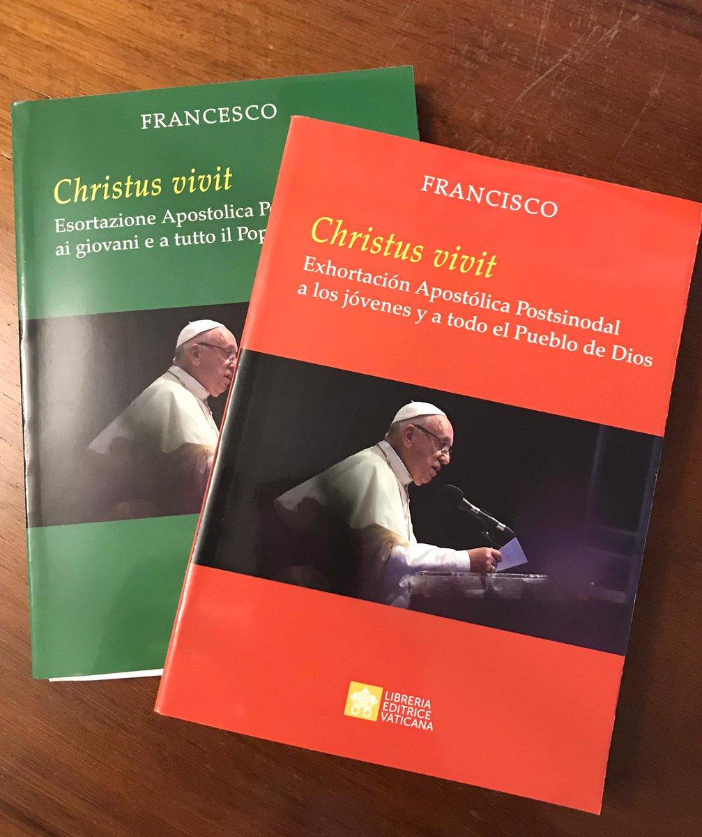 La nueva exhortación papal