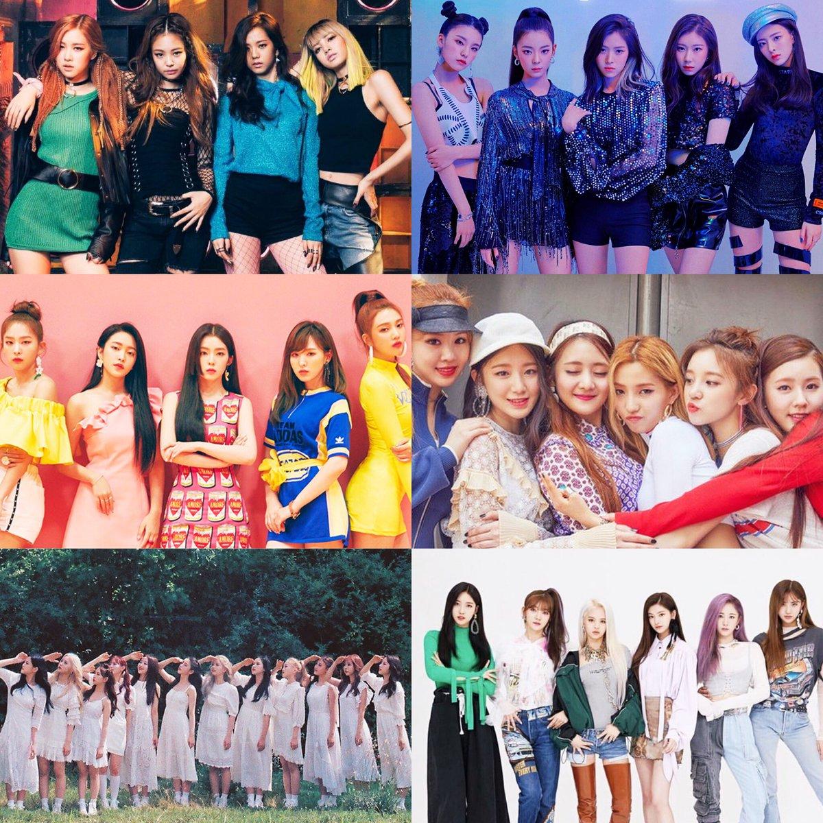 Biggest Debut Singles by #KPop Girl Groups on @Billboard