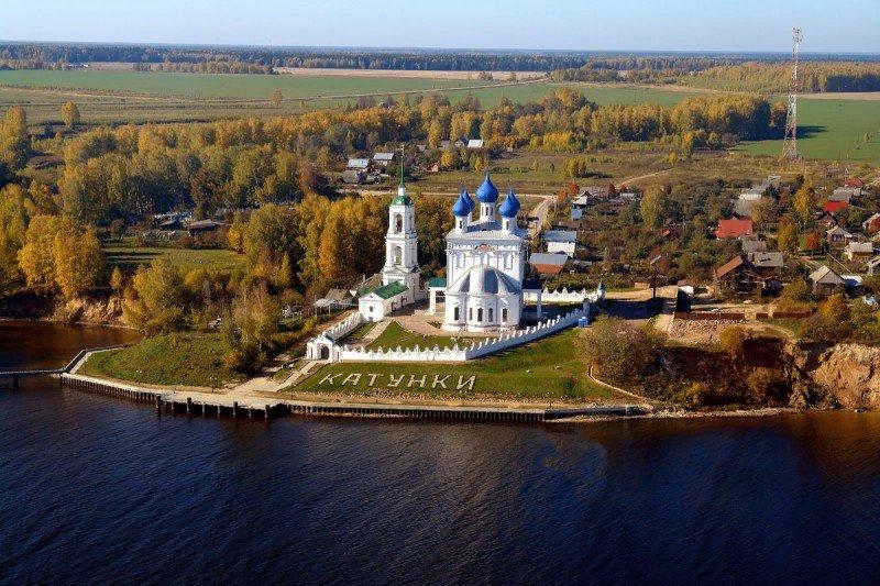 Катунки нижегородская область фото