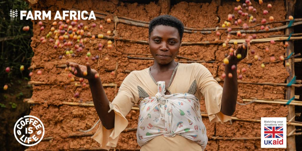 A big #CharityTuesday thank you to @salt_dining who are inviting diners to give £1 to @FarmAfrica's #CoffeeIsLife appeal. The UK government is doubling gifts, meaning twice as much support for African farmers @DFID_UK #UKAidMatch http://bit.ly/2TqeXzO