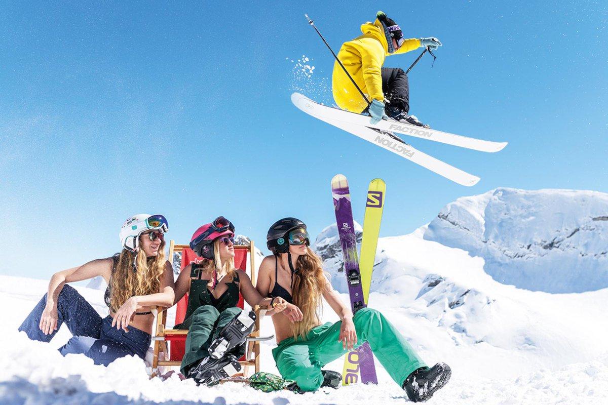 Открытие горнолыжного сезона в «Роза Хутор» 2019-2020