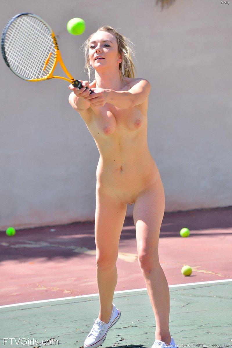 Hot Women Tennis Players Naked