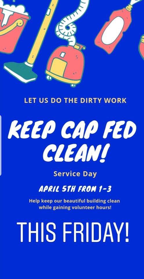 Cap fed hours