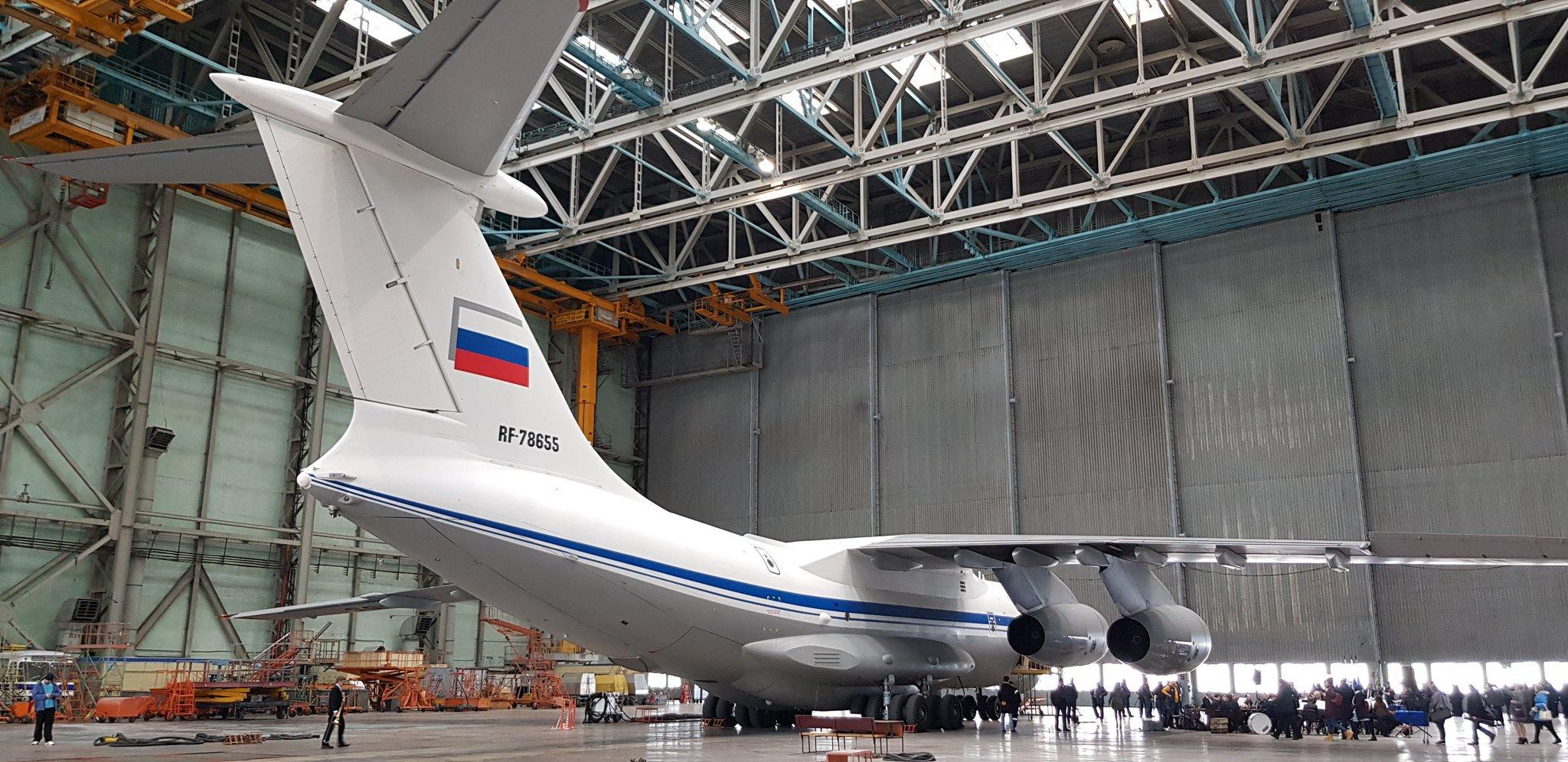 Il-76/476 Military Transports - Page 7 D3JF5N5XkAAXTKX