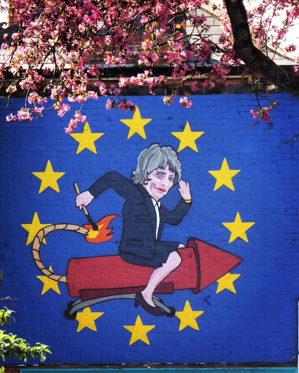Brexit by @SubsetDublin #TheresaMay #Brexit #BrexitDay
