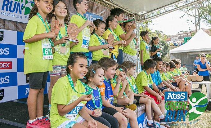 Estão abertas as inscrições para aAtos Green Run 2019. Neste ano, teremos circuitos com...