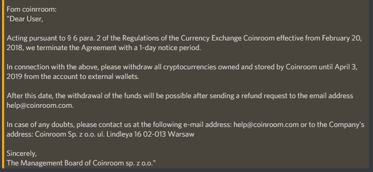 coinroom email