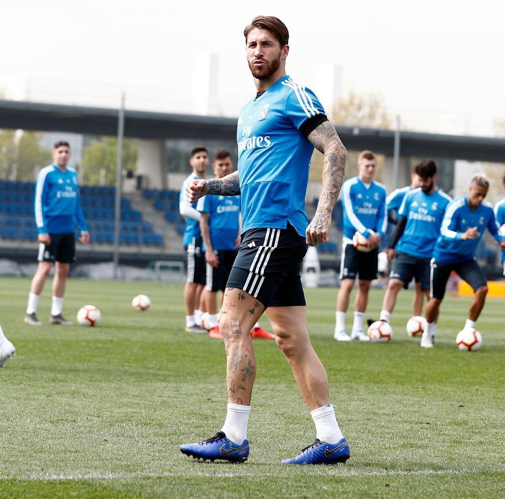 Real Madrid: Sergio Ramos ya no está tan seguro de seguir / Fotos: @sergioramos - Twitter