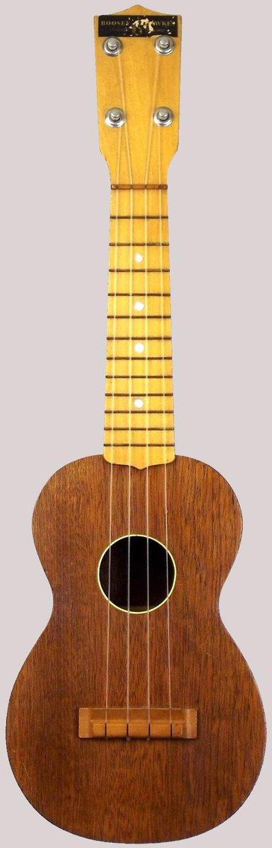 Boosey & Hawkes Branded Breuko Soprano ukulele