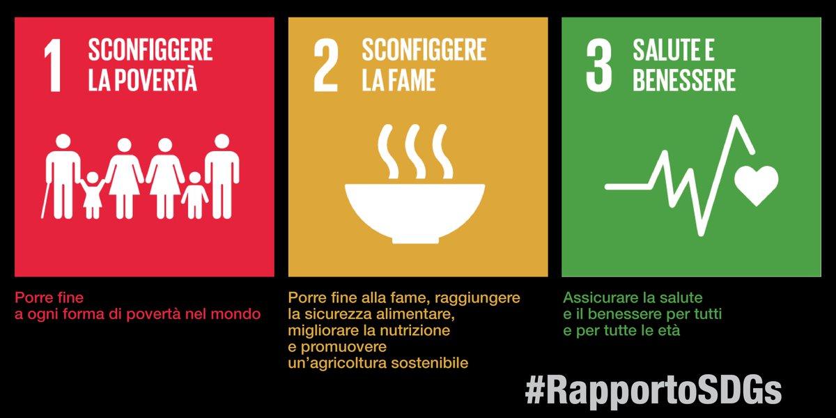 Istat On Twitter Sdgs Ob 1 Sconfiggere La Poverta Ob 2 Sconfiggere La Fame E Ob 3 Assicurare Salute E Benessere Questi I Primi Dei 17 Obiettivi Di Svilupposostenibile Della Agenda 2030