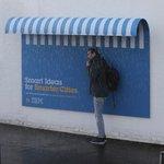 IBMがパリの街に設置した広告がすばらしい!少し手を加えるだけで、誰かの役に立つようになるんですね