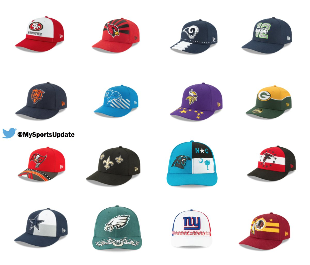 nfl draft caps new era