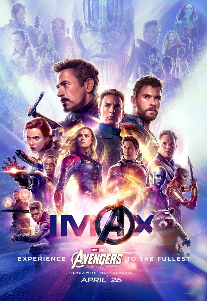 New Avengers: Endgame Trailer Featuring Thanos & Posters