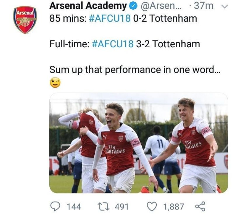 Soccer Memes On Twitter Even Tottenham S Youth Team Are Masters At Pulling A Spurs