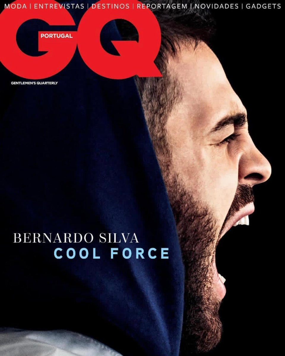 #CoolForce @GQMagazine