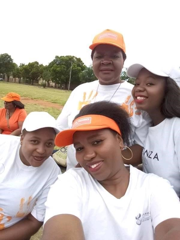 It's not Thursday yet but here's a #throwback to our #16DaysofActivism March.💛