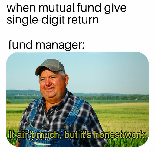 Fund Manager's reaction: When mutual fund give single-digit return