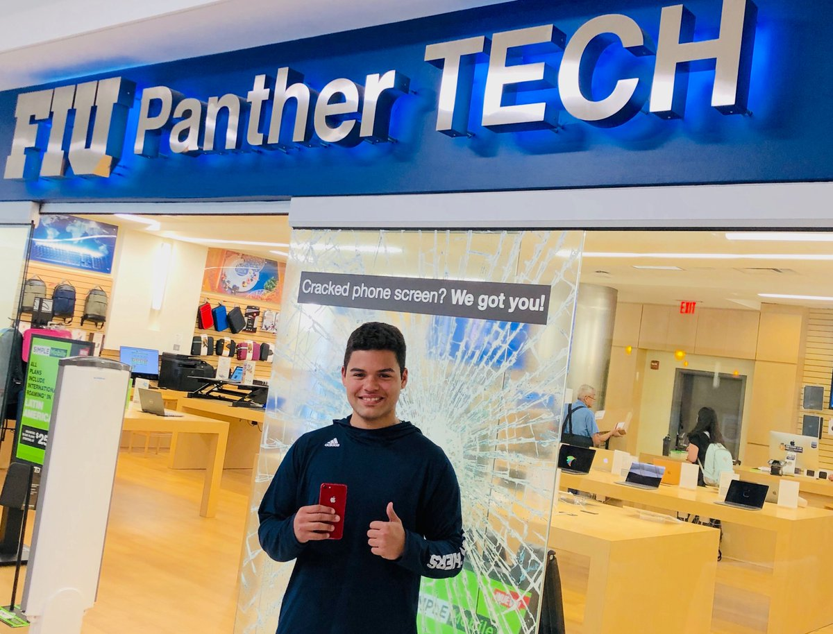 Are you following @FIUPantherTECH yet?