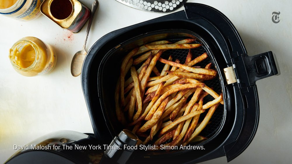 Does the air fryer live up to the hype? We put it through its paces.