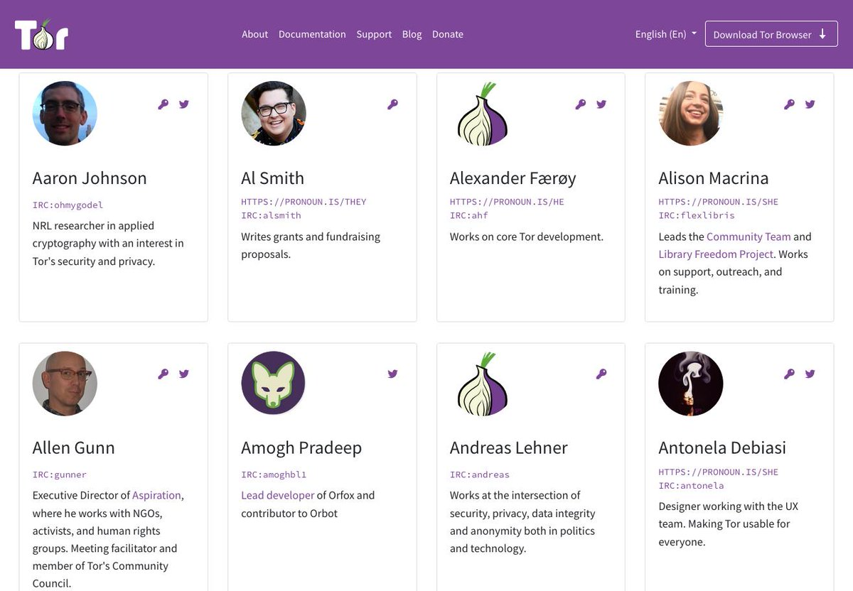 The Tor Project on Twitter: