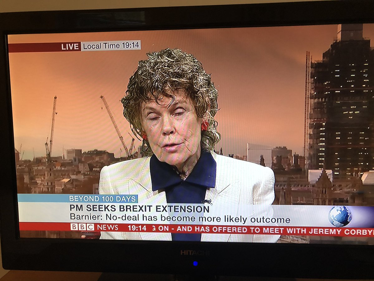 Kate Hoey just now saying no-one at home wants European elections in the UK...  I do! 🙋🏻♂️ Anyone else? RT!