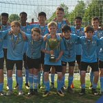 Image for the Tweet beginning: Delaware FC 2005 Boys! 🏆 APC