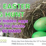 Image for the Tweet beginning: FREE #Easter #EggHunt is back