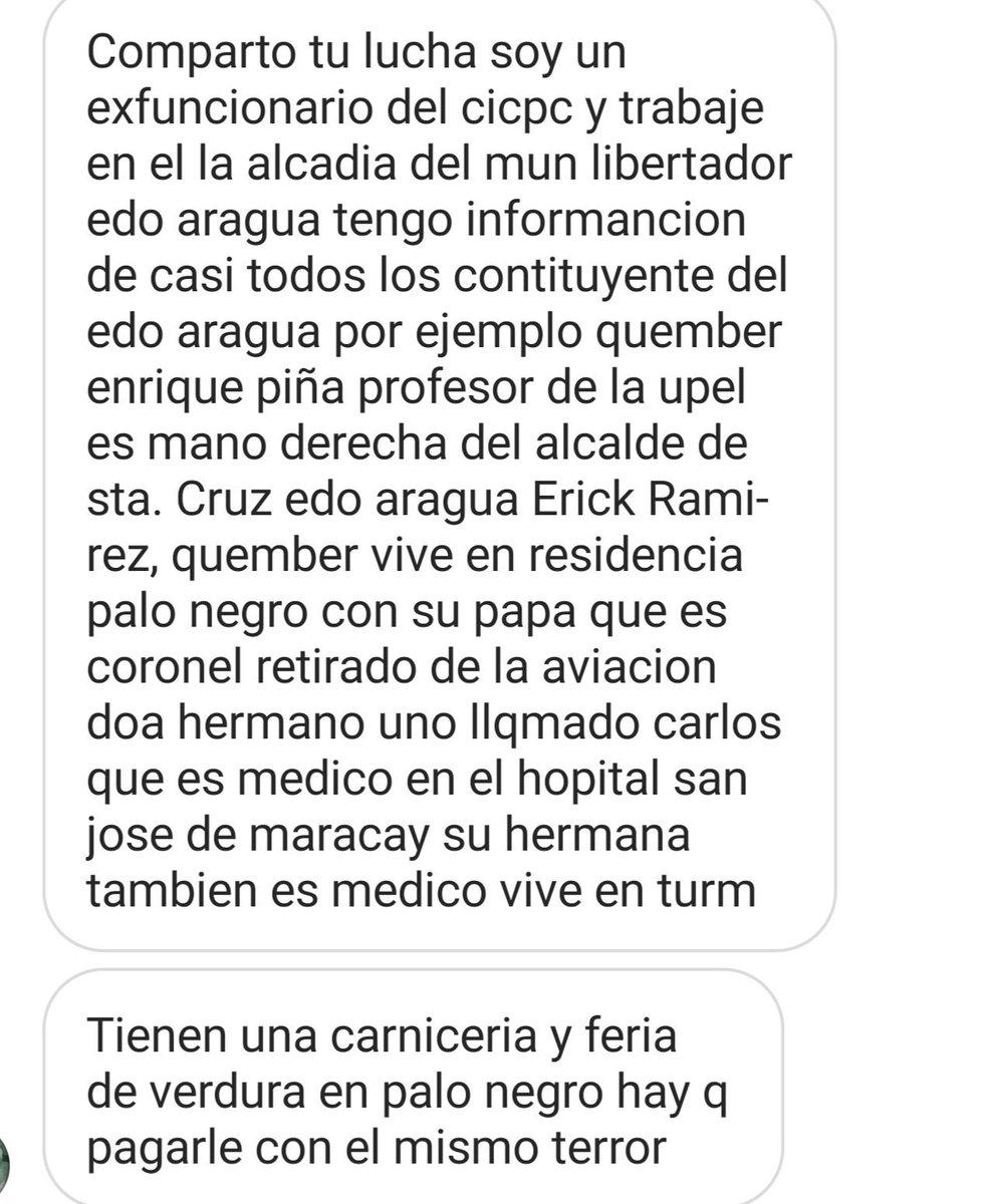 """Artículos sobre el deseo del """"exterminio de chavistas"""" por parte de seguidores de la oposición venezolana D3KzO1FW0AAoHeA"""