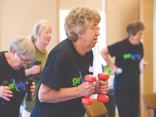Increased physical activity can relieve pain and stiffness associated with arthritis. Learn how communities in New York State addressed arthritis management through lifestyle management programs. https://bit.ly/2Im8r8g