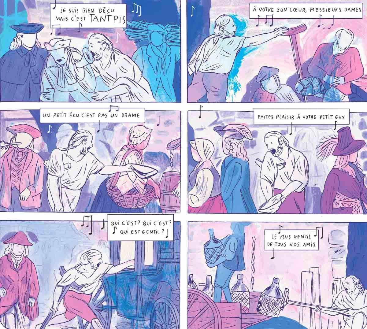 Golem On Twitter Viñetas De Guy Retrato De Bebedor De Ruppert Mulot Https T Co E58zhlt7l5 Comic Novelagrafica Historieta