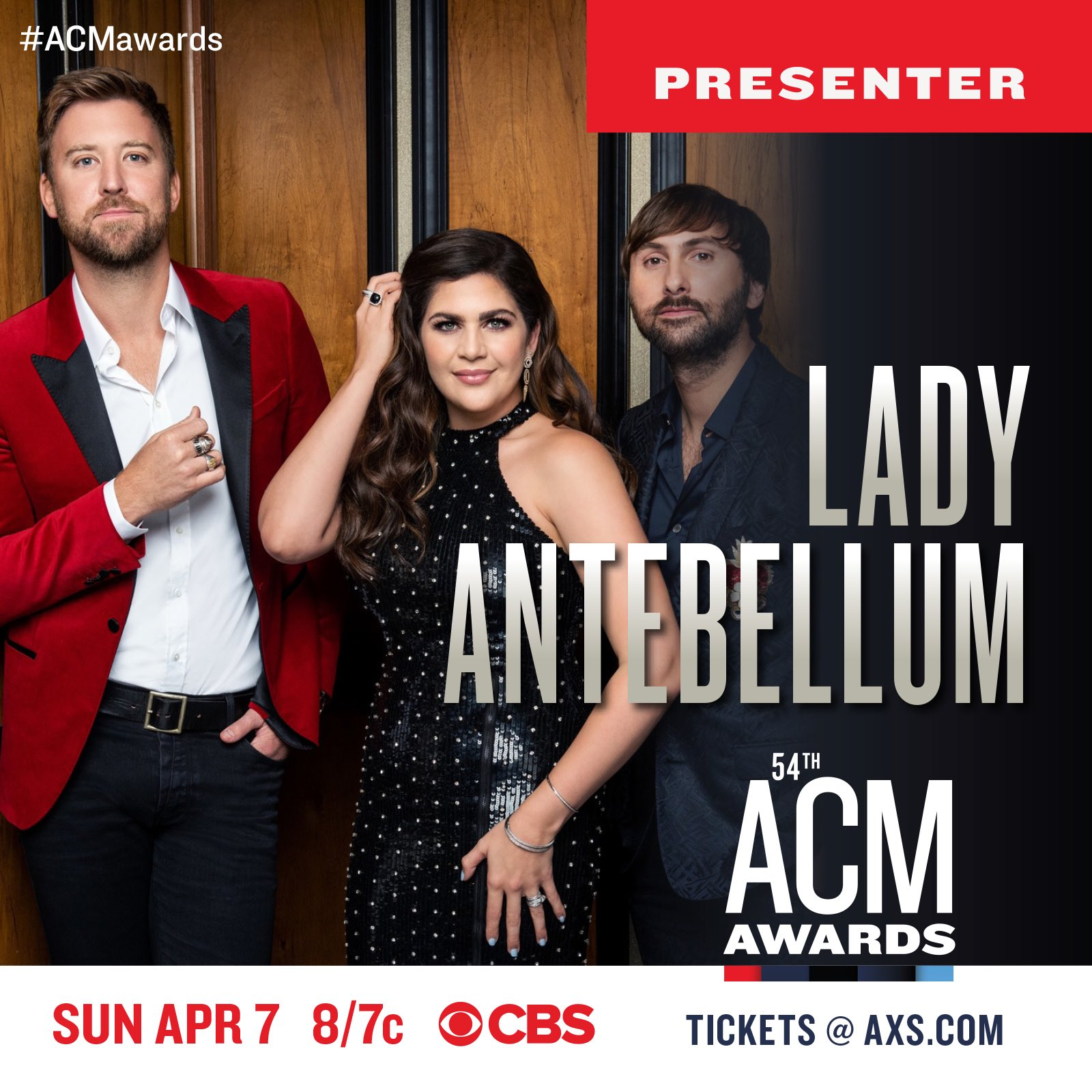Lady Antebellum @ ladyantebellum