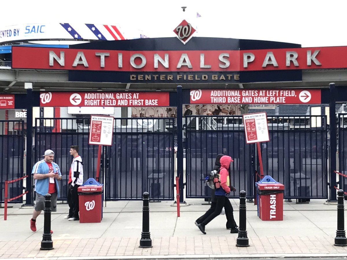 Michelle Basch's photo on Nats