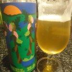 This @MikkellerBeer #MoselBajer is the Schiznik! #halfdrunk #beer #betterbeer #craftbeer