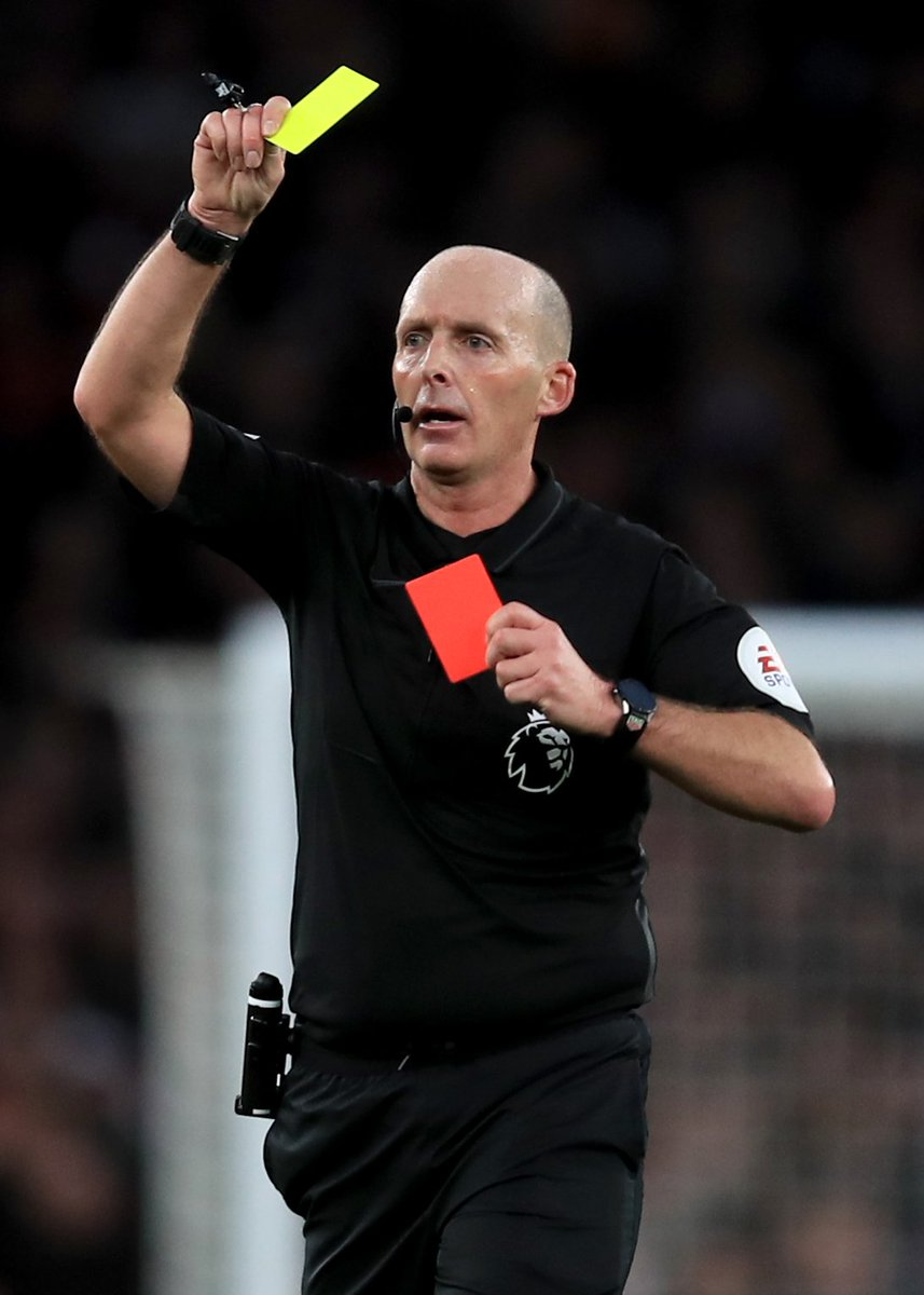 Mike Dean Quits EPL Amidst Death Threat