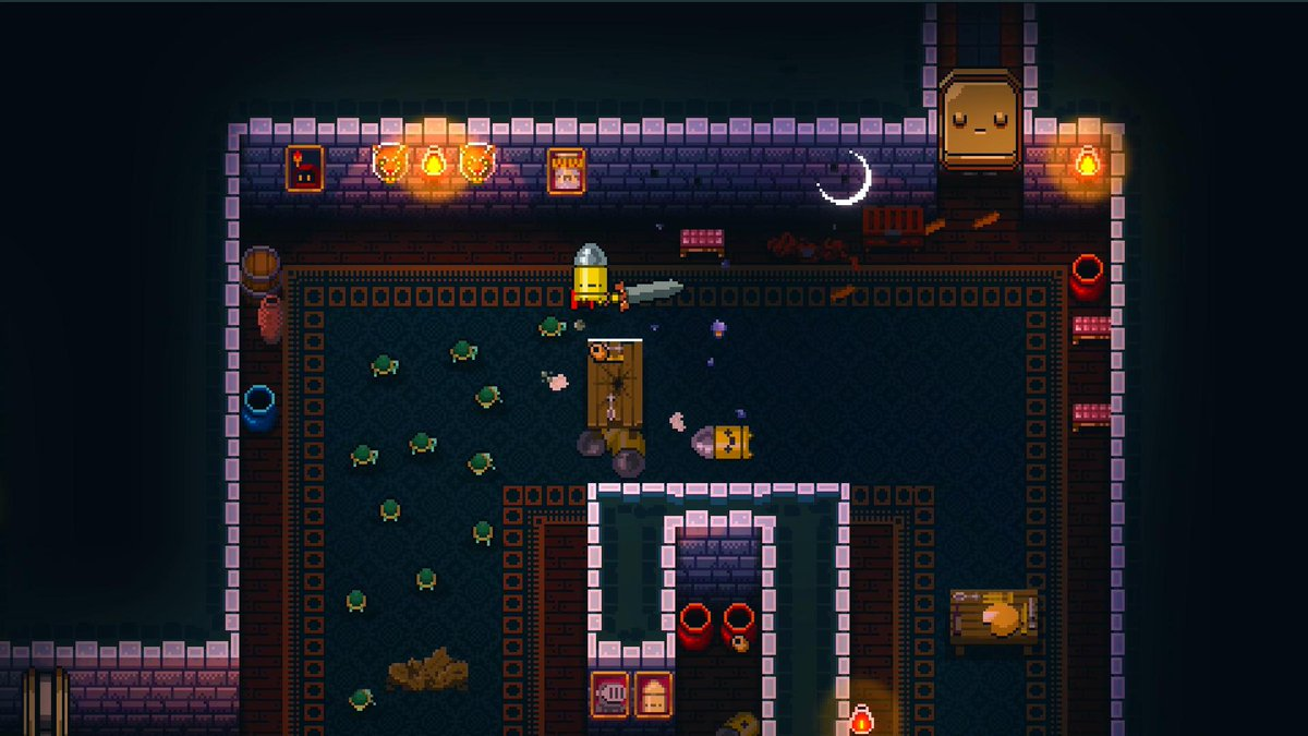Enter the Gungeon on Twitter: