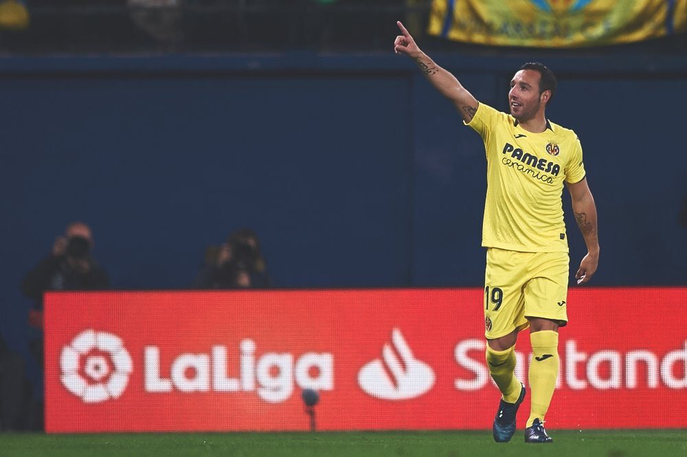 He was told he should be satisfied just to walk again after numerous operations, spending 636 days on the sidelines. I won't give those who don't want me to play again that pleasure. I will return! Santi Cazorla created 8 chances vs. Barça tonight & provided 1 assist.