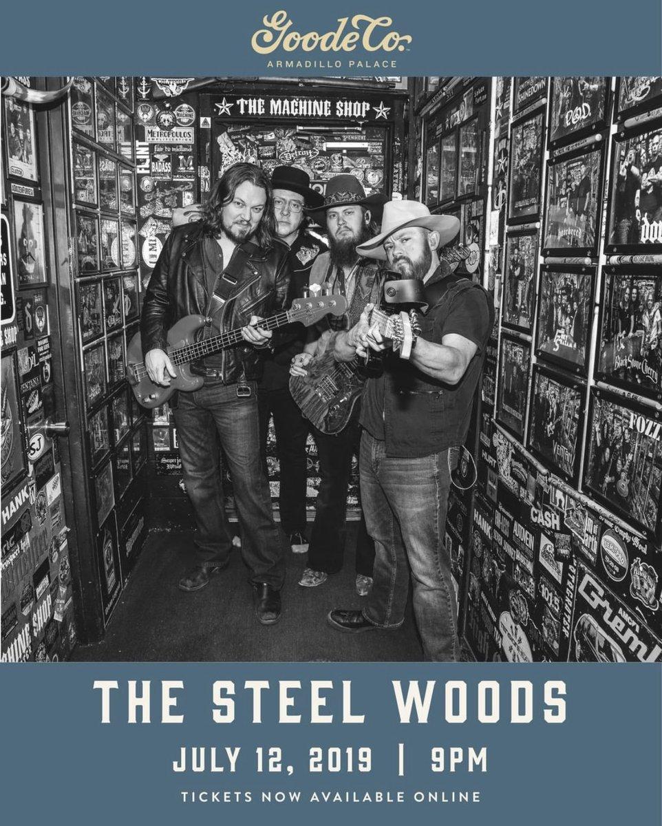 The Steel Woods on Twitter: