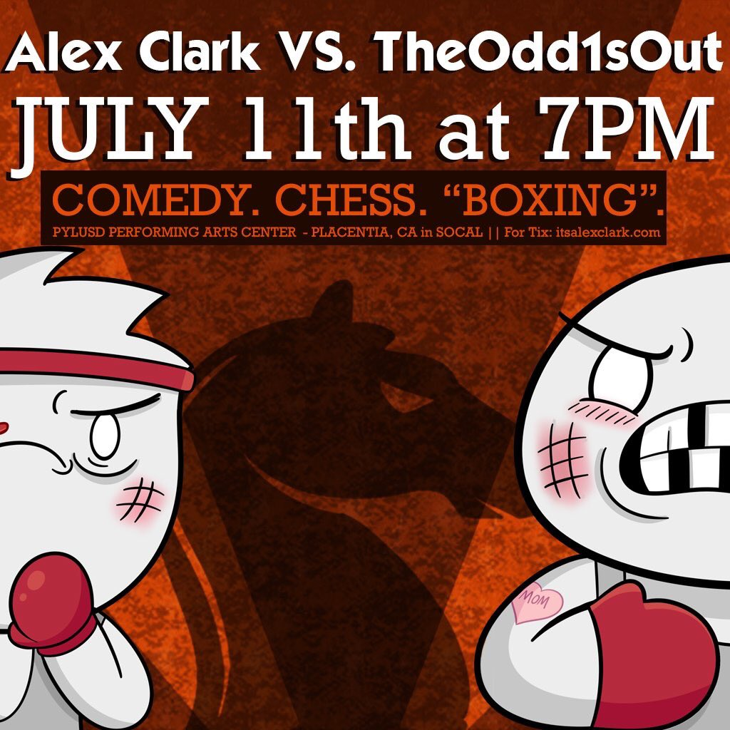 Theodd1sout On Twitter It S Happening Me And Itsalexclark Are