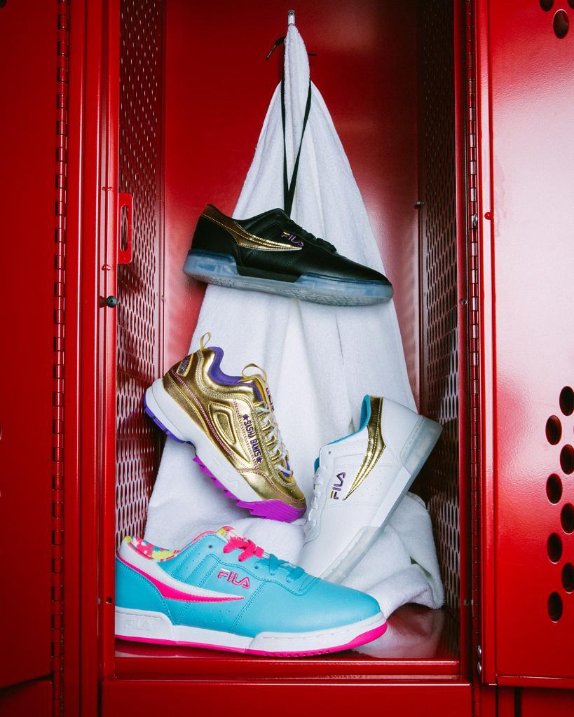 Foot Locker Exclusive #FILA
