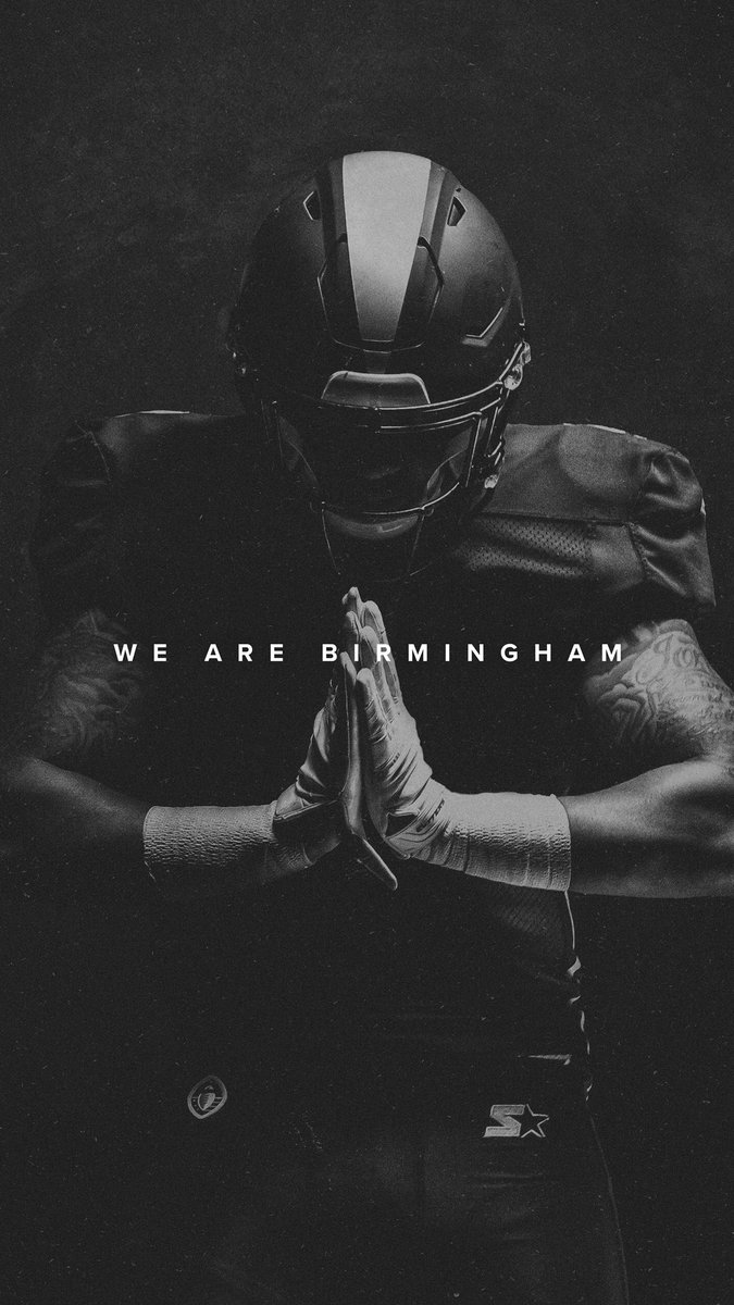 From the bottom of our hearts– thank you.   #WeAreBirmingham #ForgeOn https://t.co/24mOscbDdc