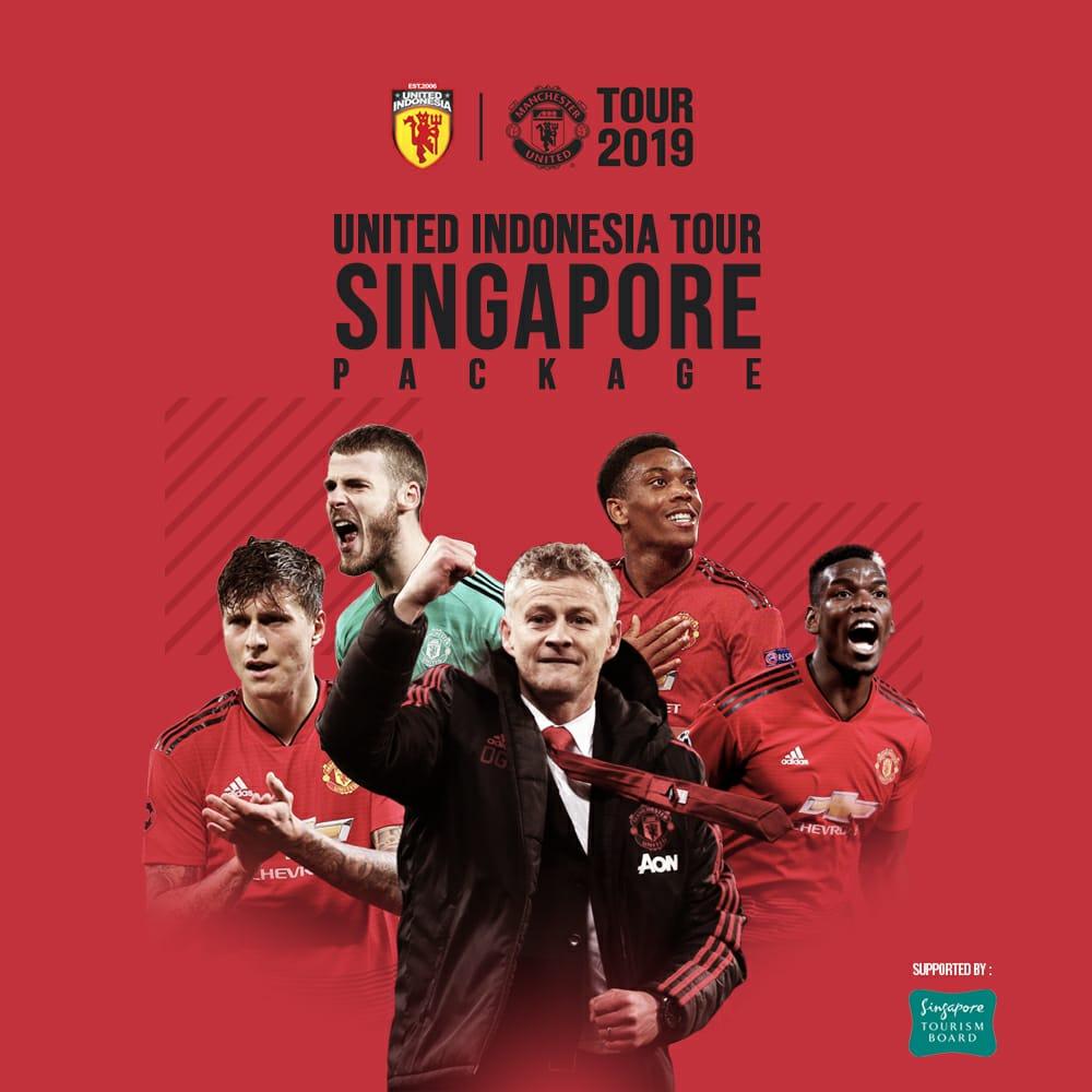 United Indonesia bekerjasama dengan pemerintah Singapore (Singapore Tourism Board) mengadakan Tour untuk menonton pertandingan ICC 2019: ManUtd vs InterMilan pada 20 Juli 2019  Info lebih lengkap kunjungi : http://www.unitedindonesia.org/forum/showthread.php?t=8340…   #UtdIndonesia #UnitedTogether  #UnityForUnited