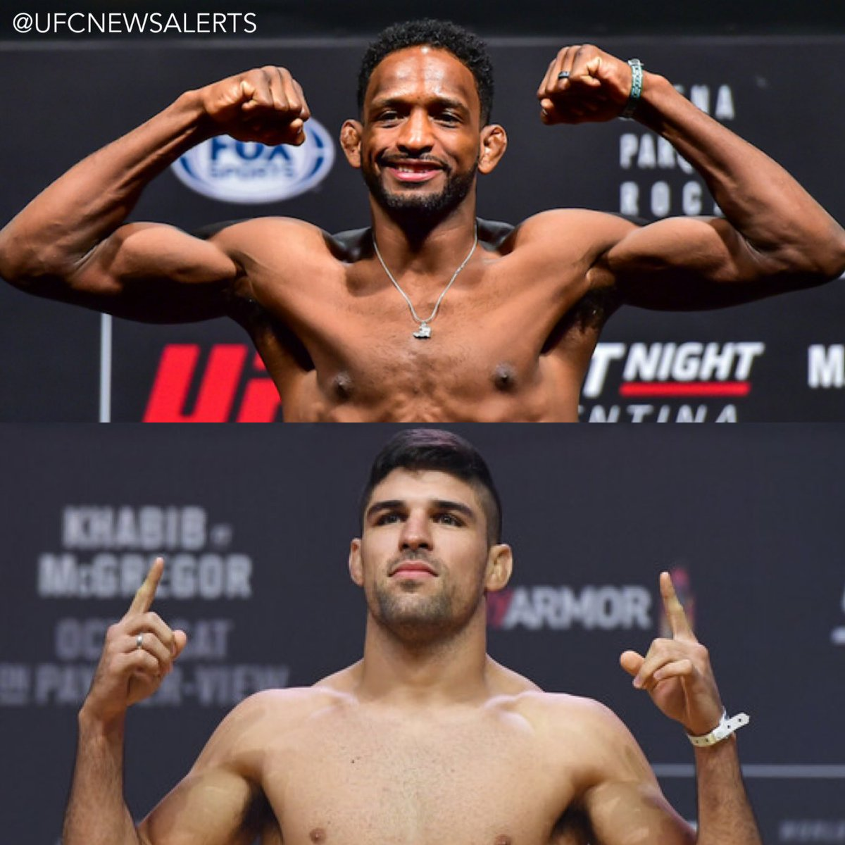 EXCLUSIVE: Neil Magny vs. Vicente Luque in the works for #UFCRochester, New York (May 18th) #UFC #MMA #UFCFightNight151