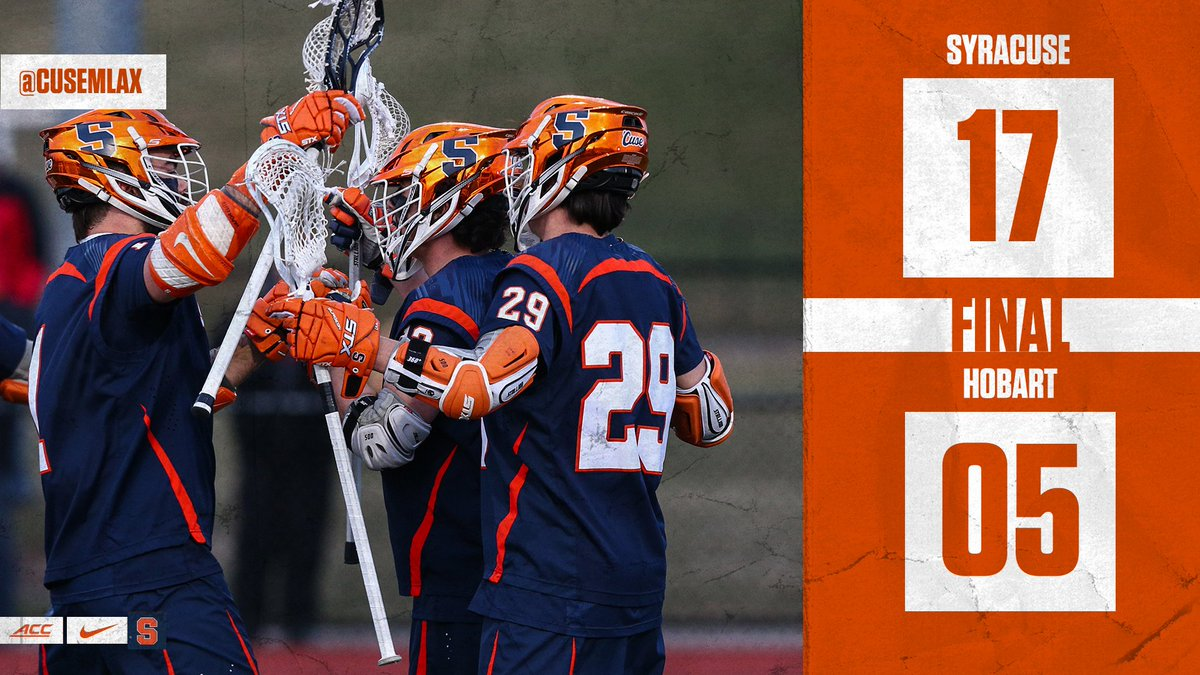Syracuse battles Hobart tonight in Geneva